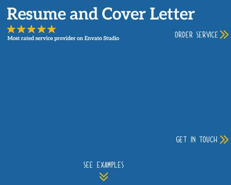 Examples of a creative cover letter